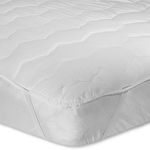 Hardside Waterbed Mattress Pad
