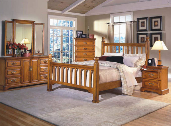 Honey Creek Poster Bedroom Set