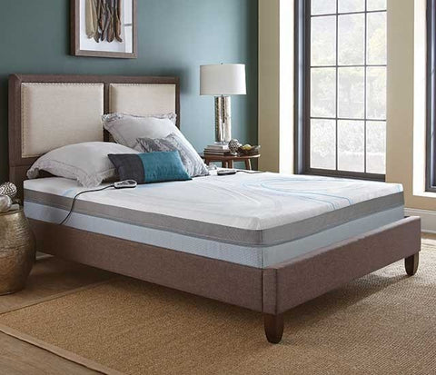 Night Air 2250 2-Chamber Number Bed