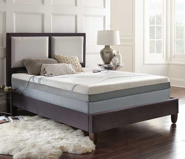 Night Air 2270 2-Chamber Number Bed