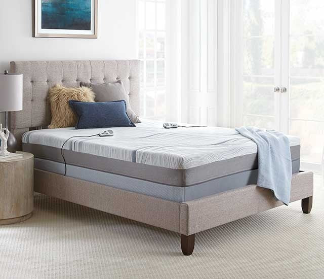 Night Air 2280 2-Chamber Number Bed