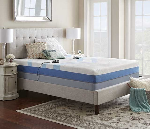 Night Air 2290 2-Chamber Number Bed