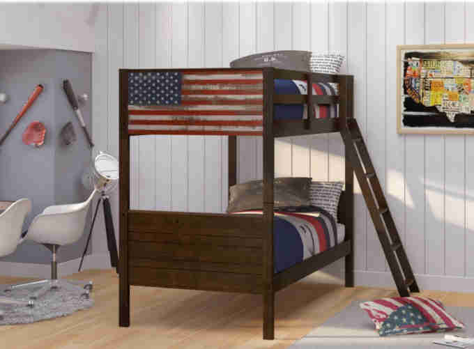 Patriot Bunk Bed