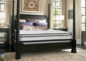 Drexel Heritage Elite 1450 Firm Hybrid Mattress & 6000 Adjustable Base