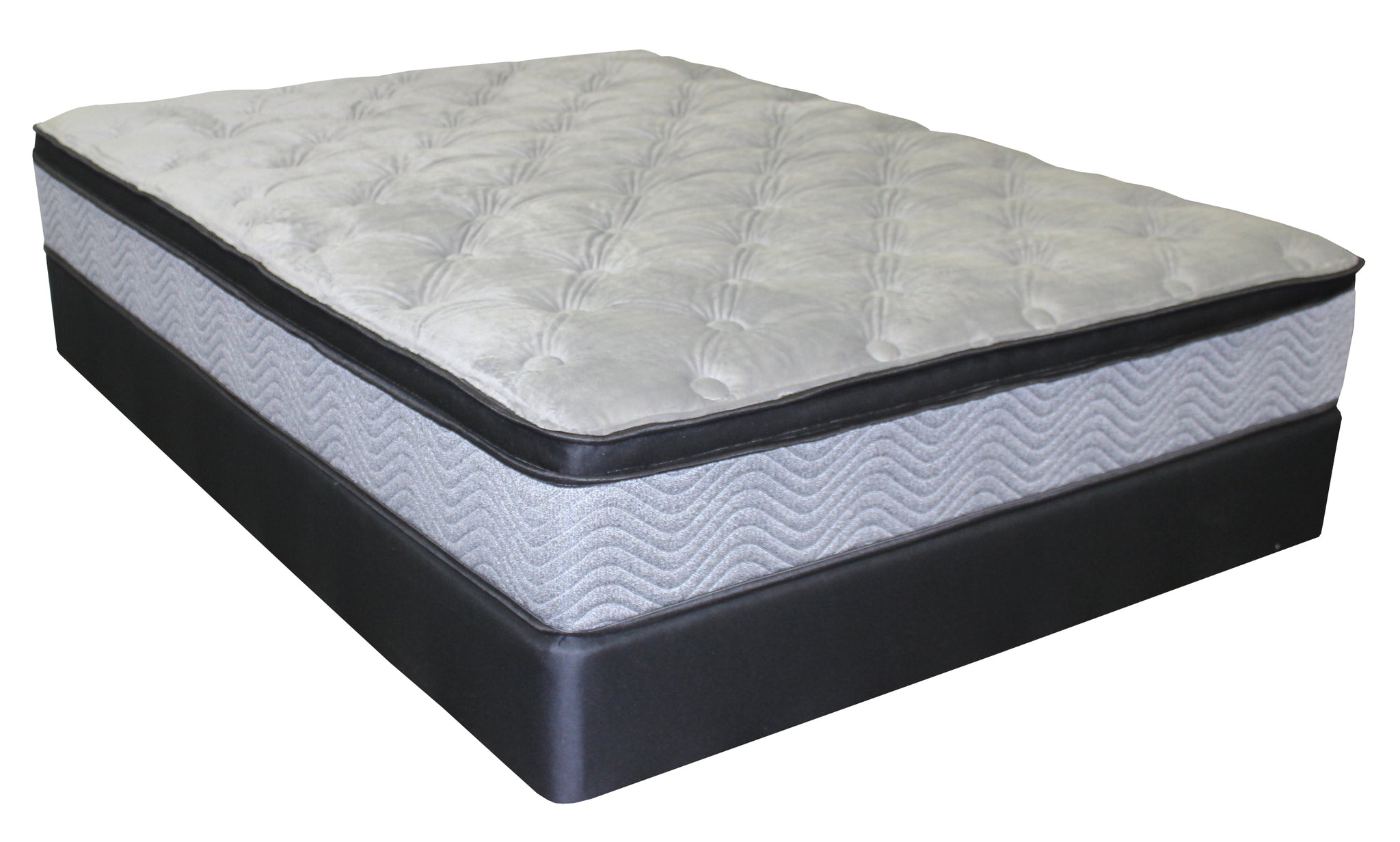 Spring Air Dublin Euro Top Mattress
