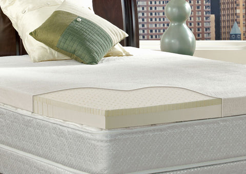 "Thomasville 3"" Latex Foam Mattress Topper"