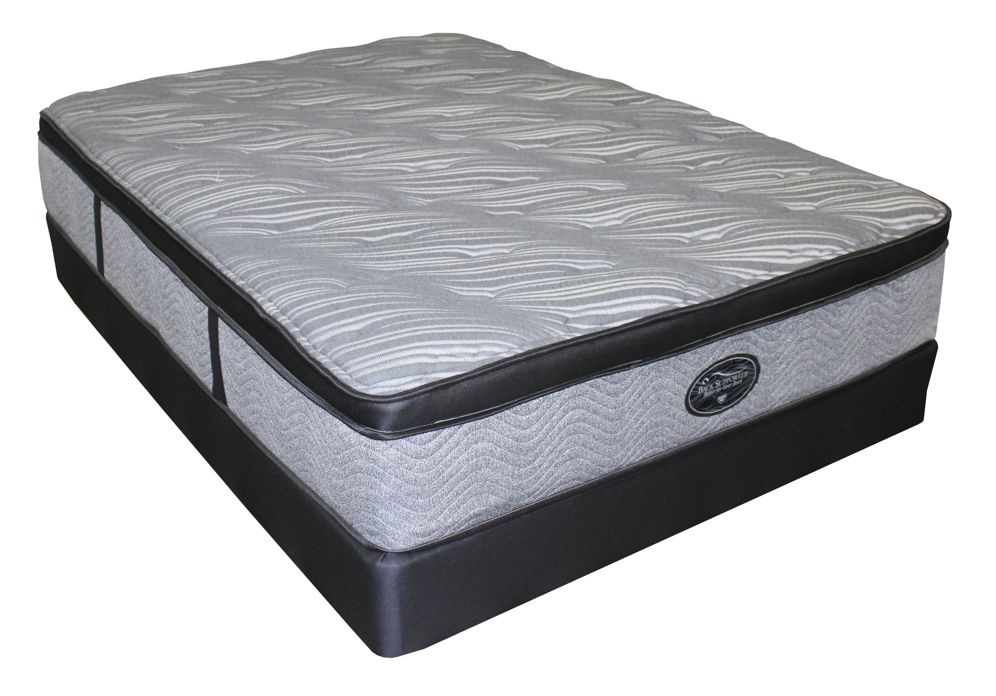 Spring Air Ultimate Euro Top Mattress