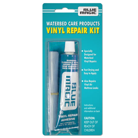 Blue Magic Vinyl Waterbed Repair Kit