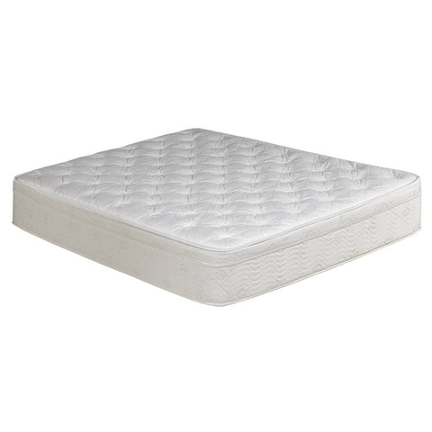 "Violet 11"" Mid Fill Softside Waterbed"