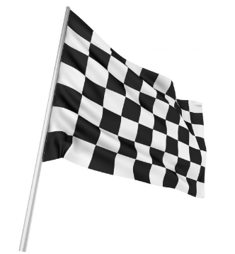 INNER CIRCLE-Checkered Flag-$500