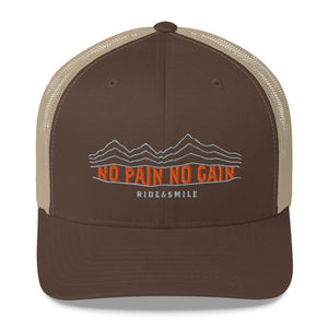 No Pain Cap
