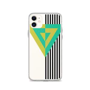 Geometric iPhone