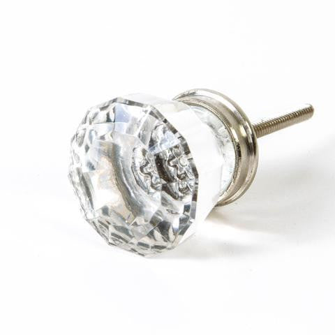 Zephyr Glass Knob