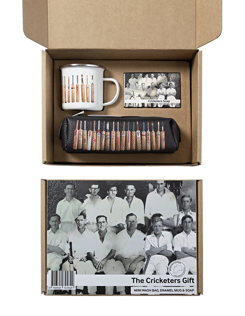 Sporting Nation Cricket Gift Box -  Bat Line Up
