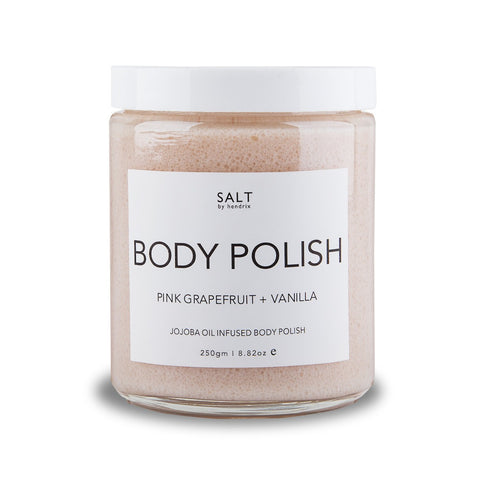 Salt by Hendrix Body Polish - Coconut Oil + Grapefruit