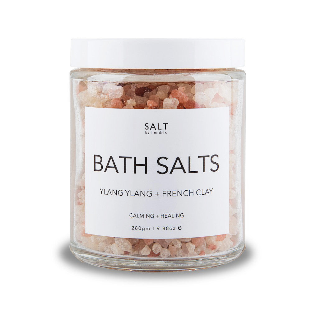 Salt by Hendrix Bath Salts - Coral