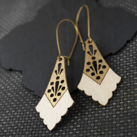 Pimelia Iris Earrings