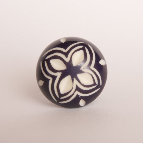 Single Bloom Knob