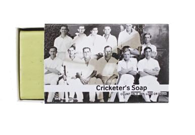 Sporting Nation Cricketer's soap