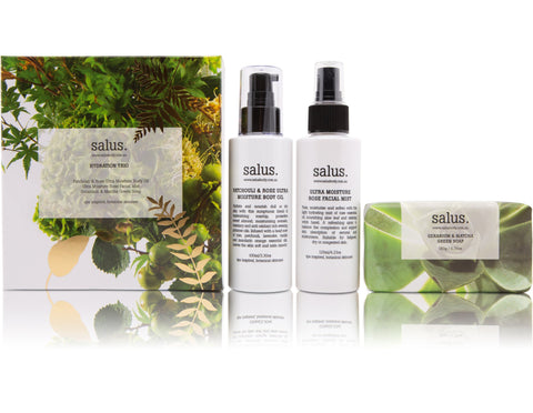Salua Hydration Trio (Limited Edition Set) Dec2020