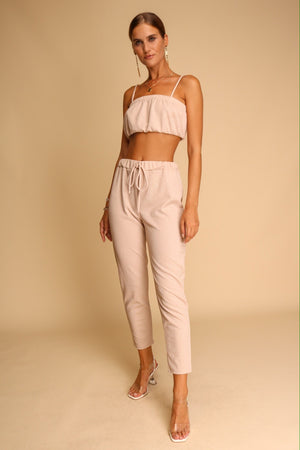 Casey Top & Pants Co-ord Mauve