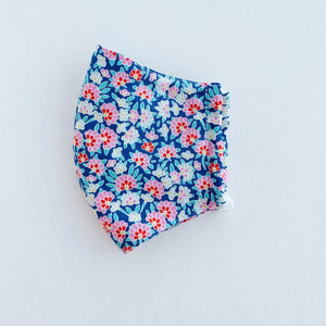 Japan Cotton Child Mask - Mini Blossom | Made in Singapore