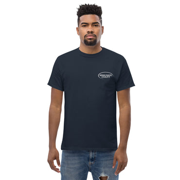 Men's Heavyweight Embroidered T-Shirt