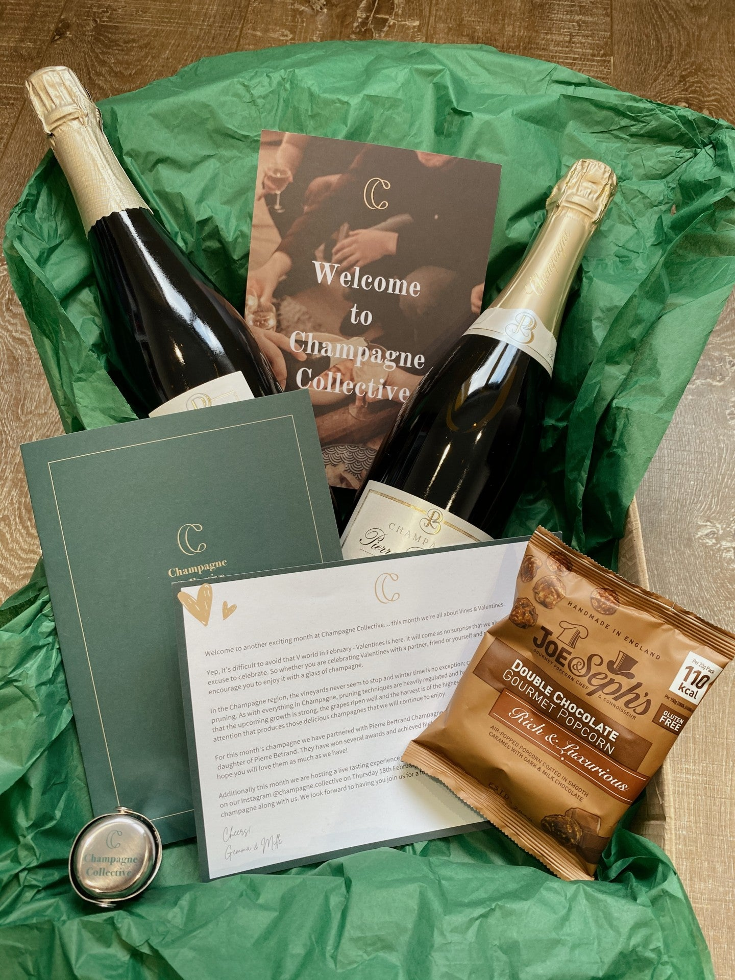 Bi-Monthly Champagne Collective Subscription