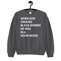 Mood Unisex Sweatshirt - CocoCreamCo