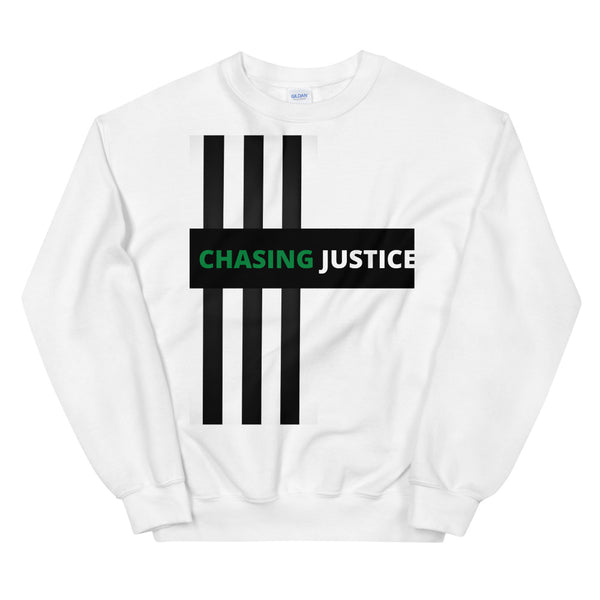 Chasing Justice Unisex Sweatshirt - CocoCreamCo