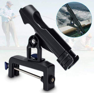 360 Rotation Fishing Rod Holder - handsfree fishing experience