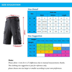 Baggy Cycling Shorts Outdoor Sports Pants