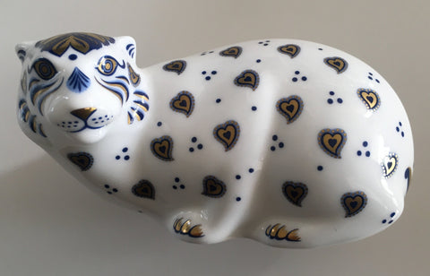 Royal Crown Derby: Chinese New Year Tiger