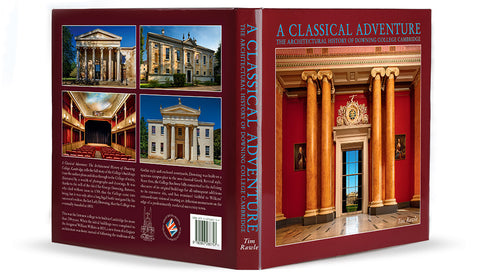 Architectural History of Downing College by Tim Rawle