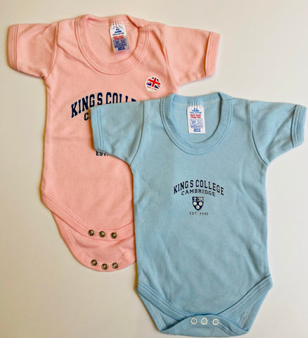 King's College Baby Bodysuit