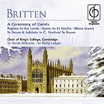 Britten - Ceremony of Carols
