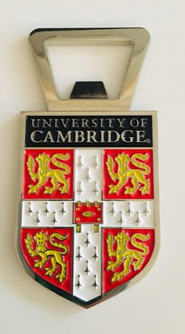Cambridge University Bottle Opener Magnet