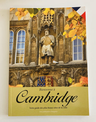 Guide to Cambridge - French
