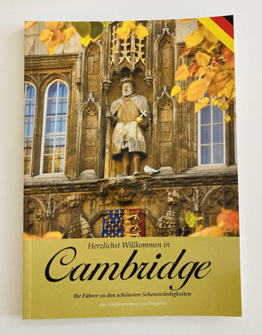 Guide to Cambridge - German