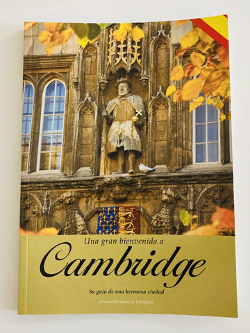 Guide to Cambridge - Spanish
