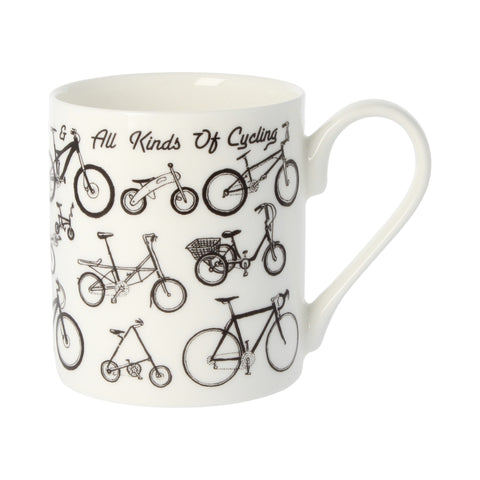 Bicycles Mug
