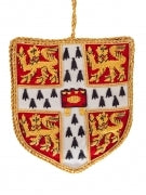 Cambridge Crest Shield