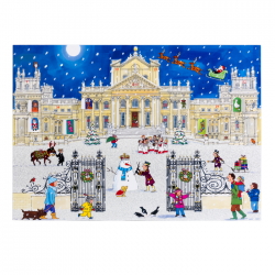 Advent Calendar Christmas at the Palace