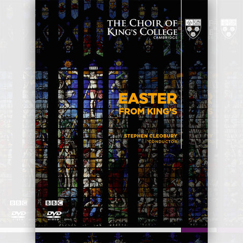 Easter at King's DVD