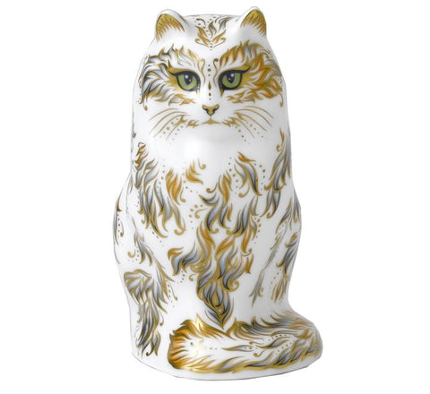 Royal Crown Derby: Fifi The Cat