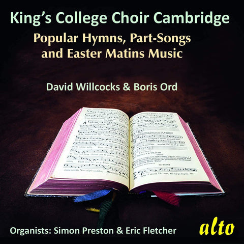 Hymns, Songs and Easter Matins from King's