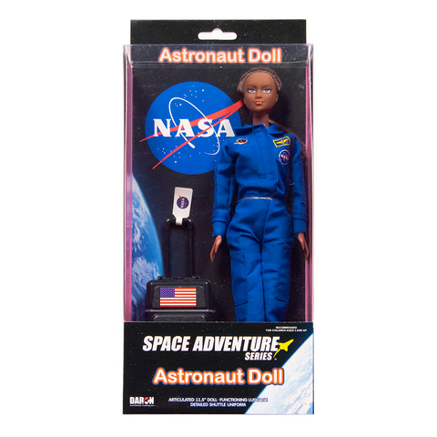 NASA Astronaut Doll