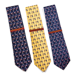 Silk Tie | Democratic Donkey