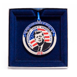 35th President John F. Kennedy Ornament