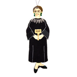 Ruth Bader Ginsburg Ornament from St. Nicolas